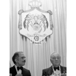 King Hussein and Mayor Daley I
