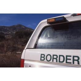 Military head border XIII