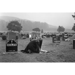 Visiting grave I