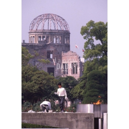 50th Anniversary of bombing Hiroshima II