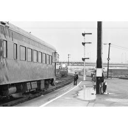 Oakland train station VIII