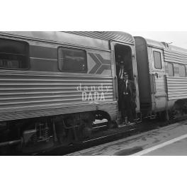 Oakland train station XV
