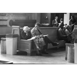 Oakland train station XVIII
