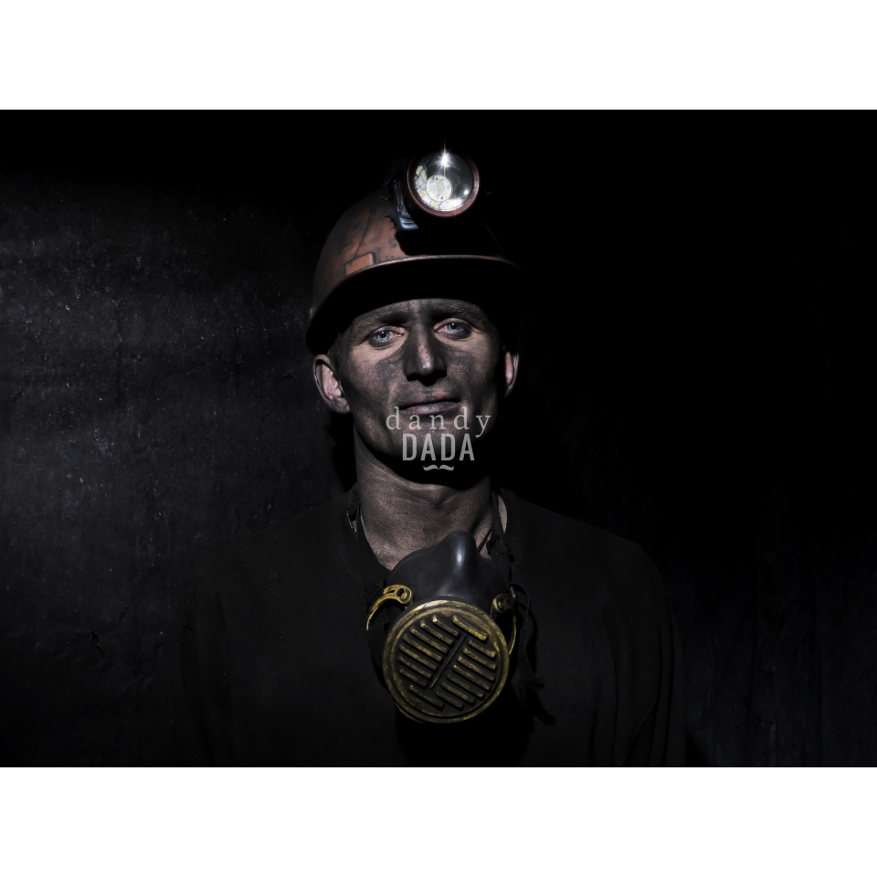 Ukrainian miner II