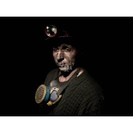 Ukrainian miner