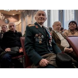 Ukrainian veteran