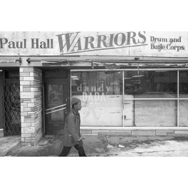 Paul Hall Warriors V