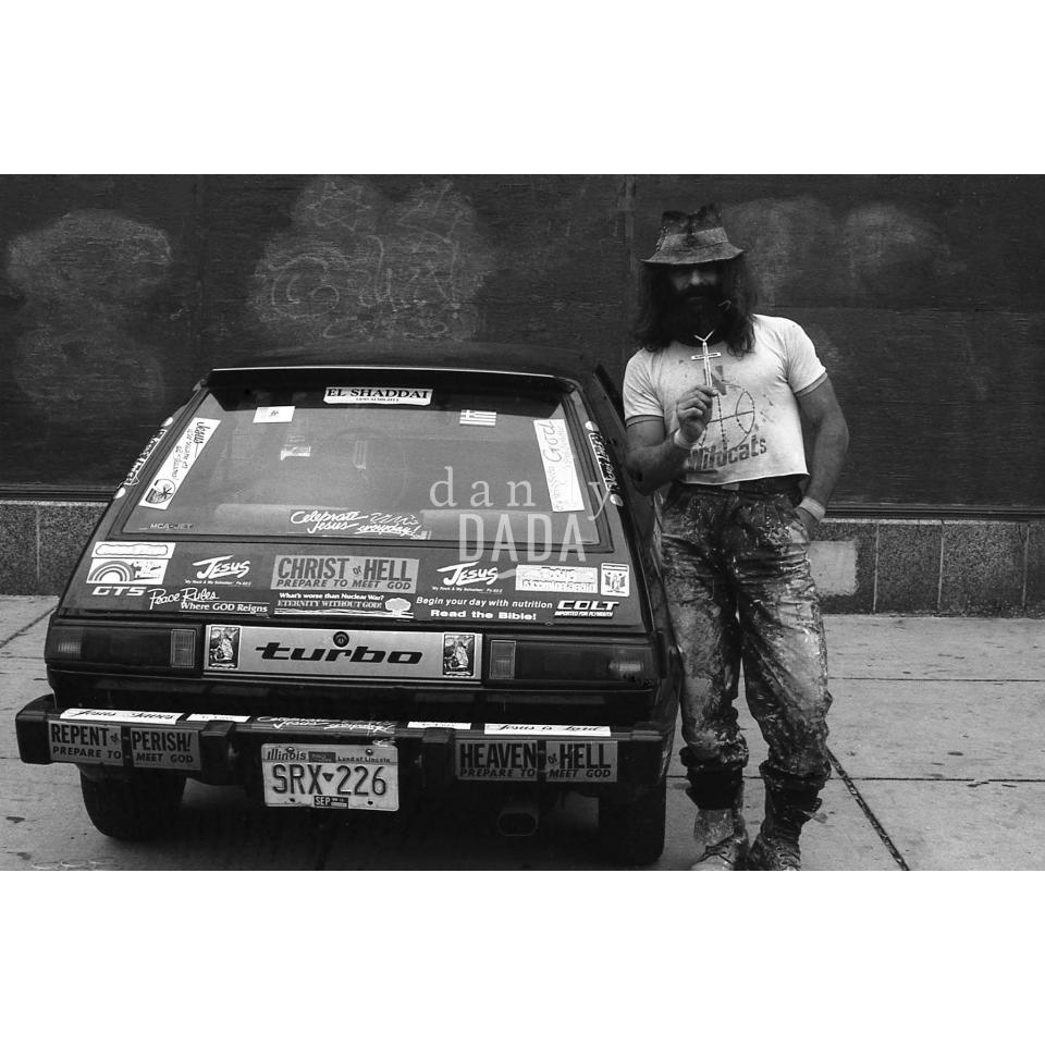 Man Jesus Car II
