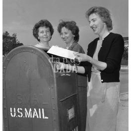 Americana: U.S. mail