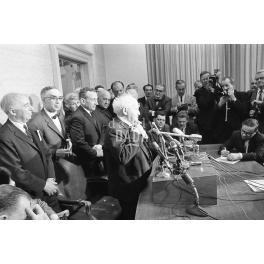 Ben Gurion & Mrs II