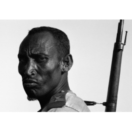 Mauritanian forward observer I
