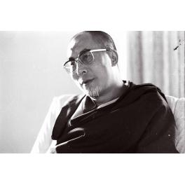 Giovane Dalai Lama I