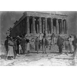 Atene il Partenone