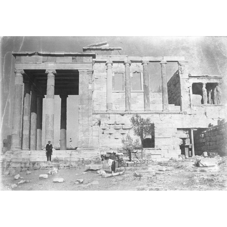 Erechtheion Athens