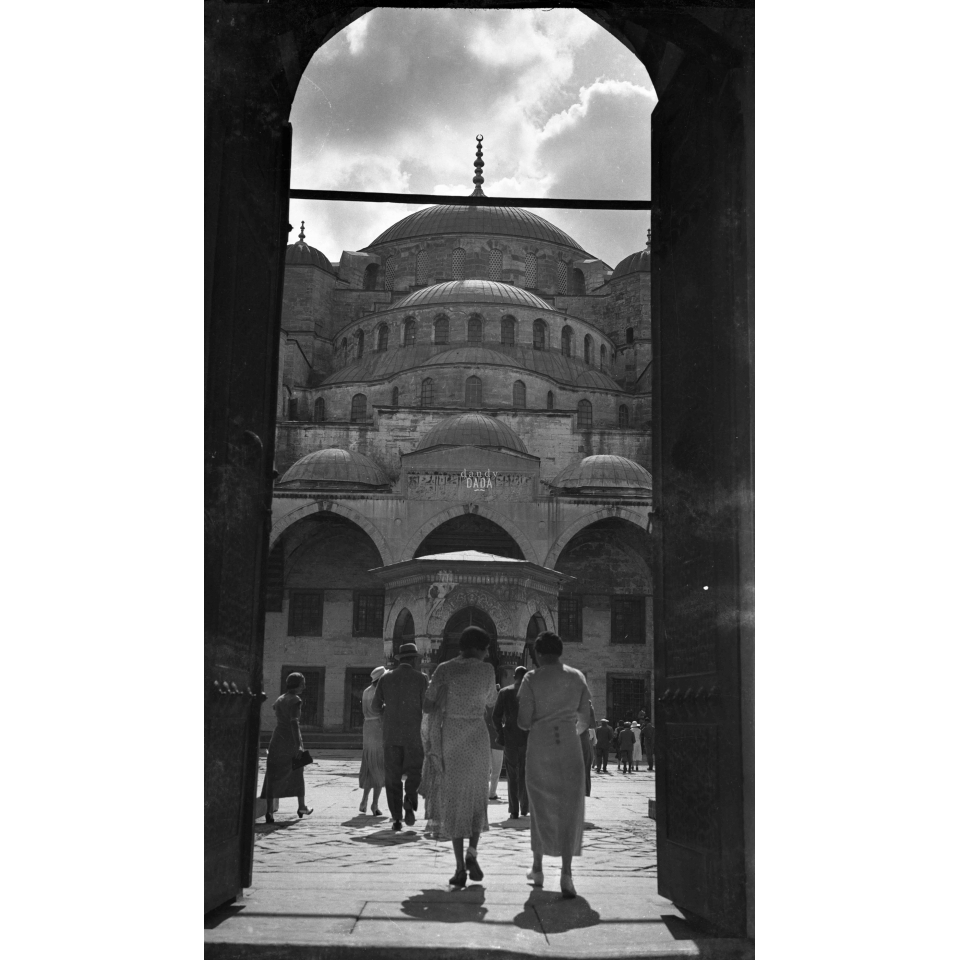 Sultan Ahmed Mosque 1930