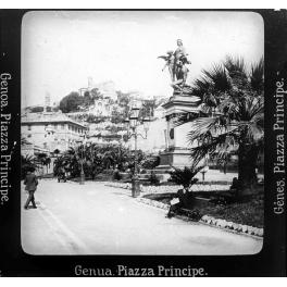 Genua Piazza Principe