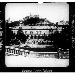 Genoa, Doria Place