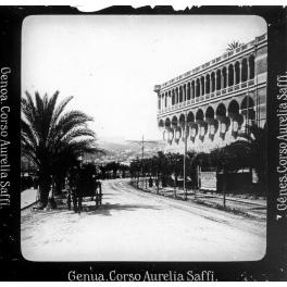 Genova Corso Aurelio Saffi