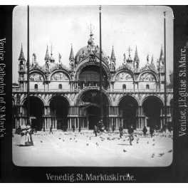 Piazza San Marco XX sec.