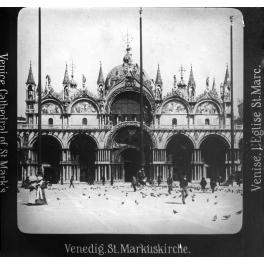 Venice, Piazza San Marco XX sec.