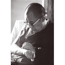 Young Dalai Lama IV