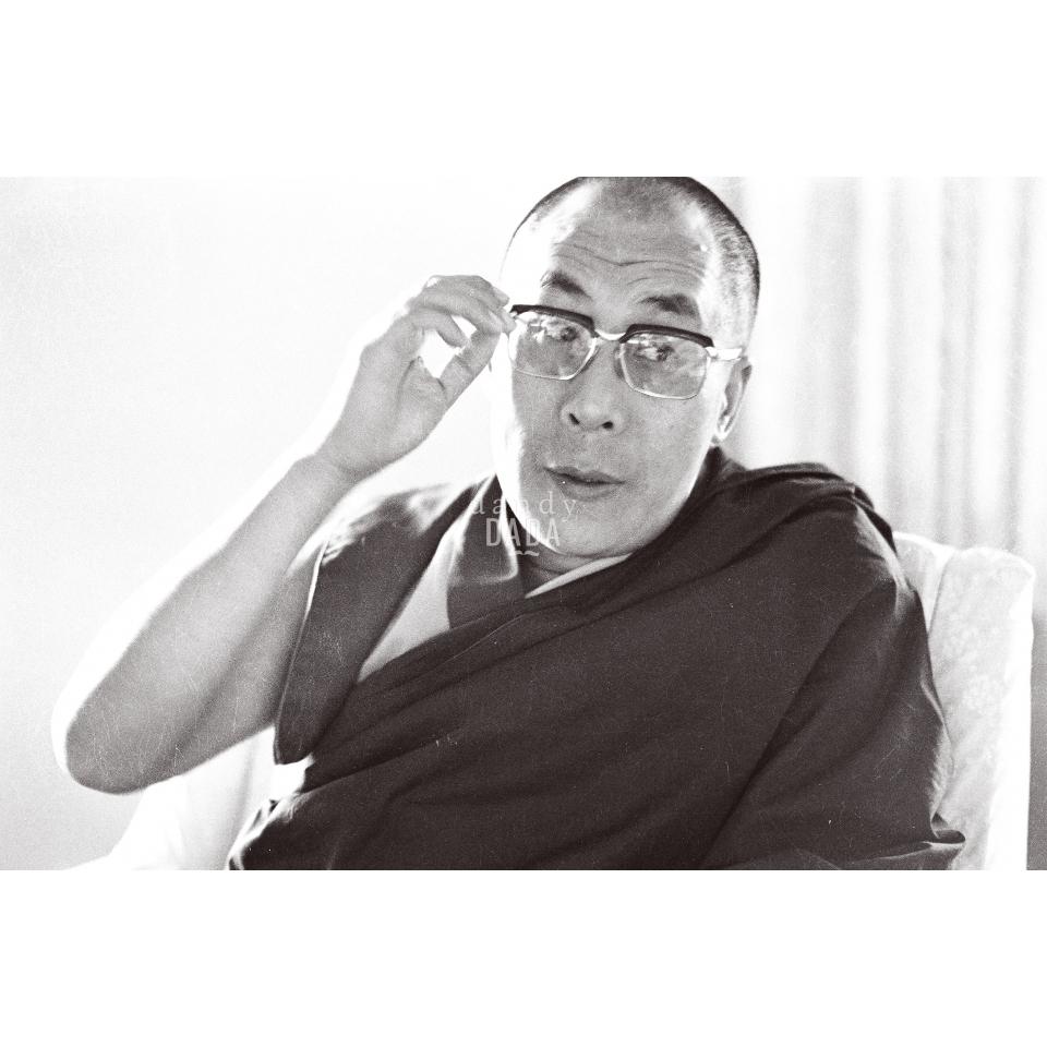 Giovane Dalai Lama VI