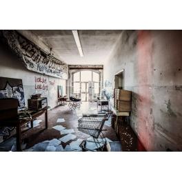Abandonaded Hospital