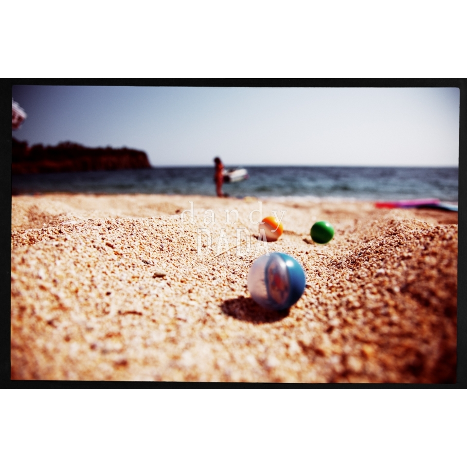 Marbles and Sand