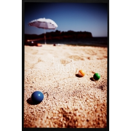 Marbles and Sand II