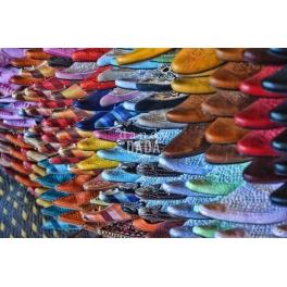 Shoe's rainbow