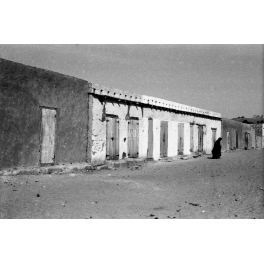 Mauritania village