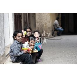Bambini marocchini