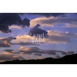 Versilia's sky