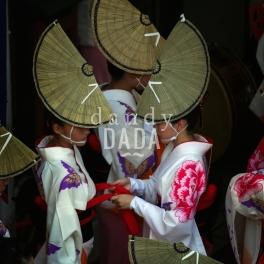 Awa Odori Dancers-II